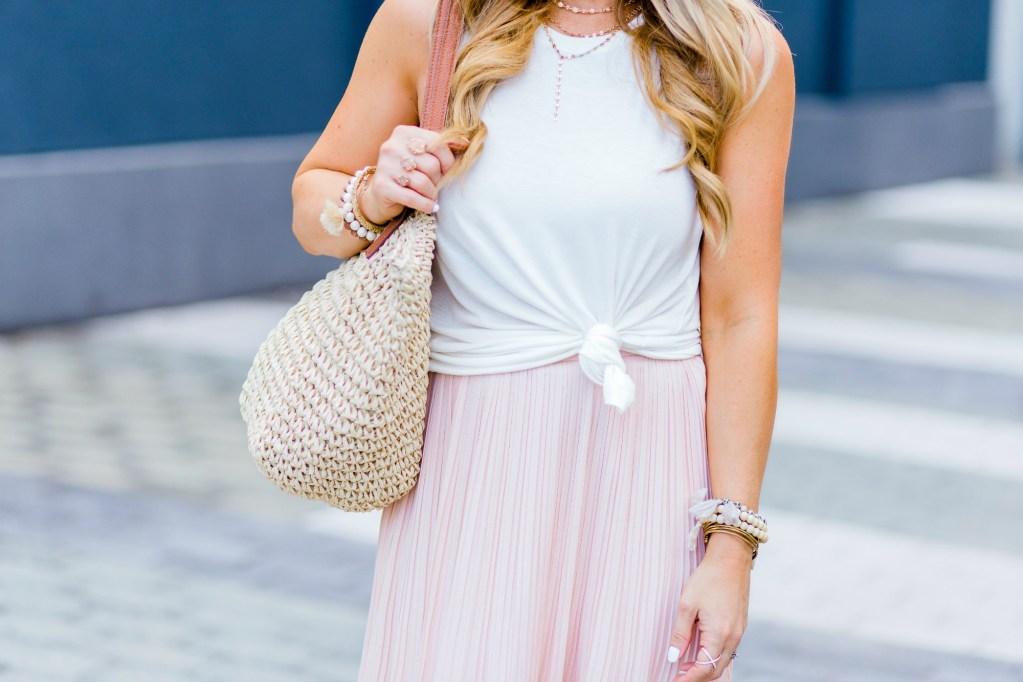 blush maxi skirt 7
