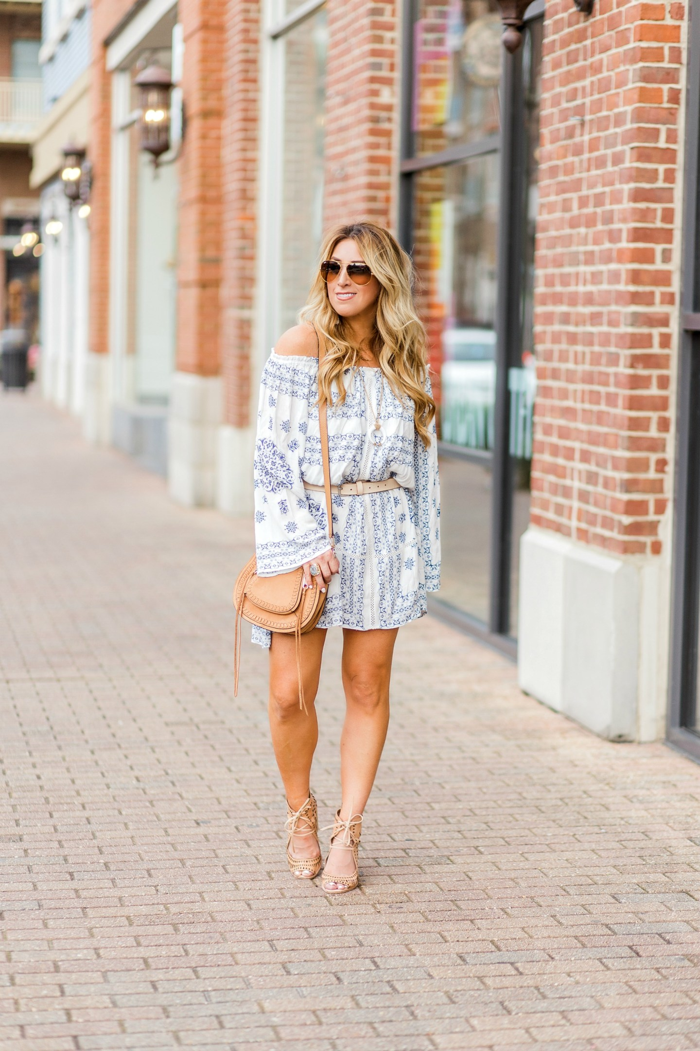 Glam Meets Boho: Summer Style