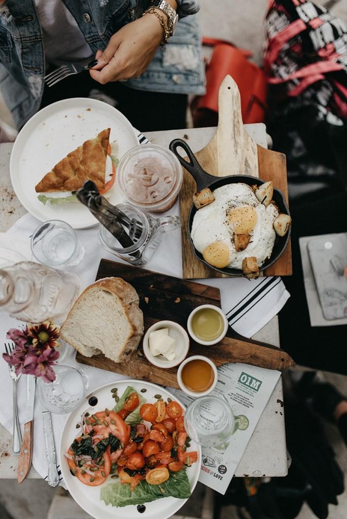 The Charm of Soho: Favorite Brunch Spot