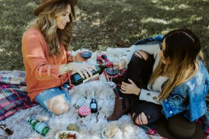 How to create a Fall Picnic