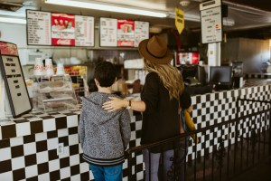 mother son day date ideas