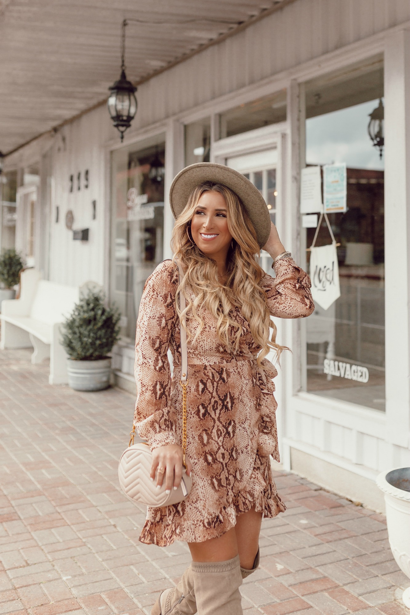 Styling Animal Prints for Fall on JanuaryHart.com