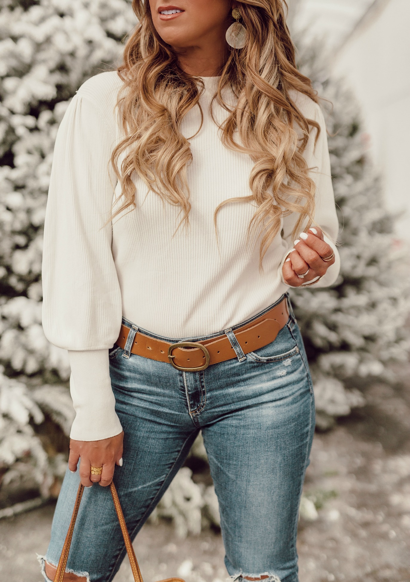 Casual winter outfit inspiration