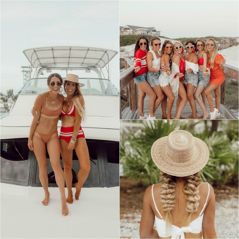 Rosemary Beach Bachelorette weekend