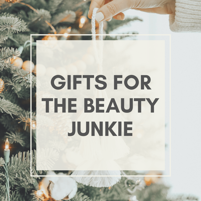 Beauty gift ideas gift guide