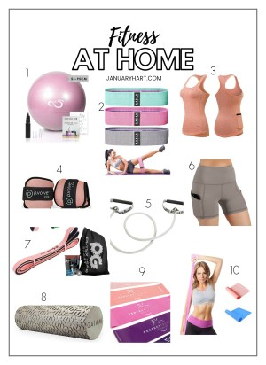 fitness gear at home workouts