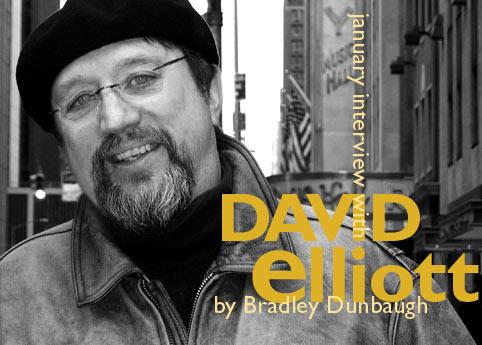 Interview David Elliott