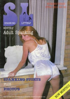 erection from spanking