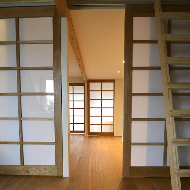 portfolio  Jan van Lunteren  ontwerpend meubelmaker  Houten