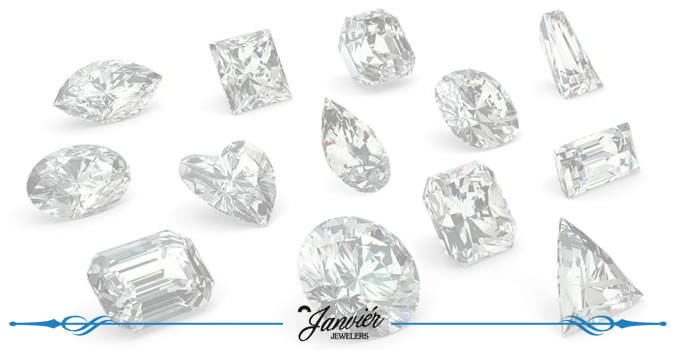 Guide to Engagement & Diamond Ring Cuts, Shapes & Styles