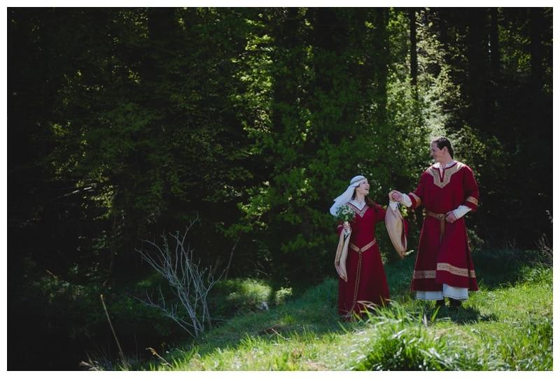 Mittelalterhochzeit  Lenderstuben Balzhausen  JAP Fotografie