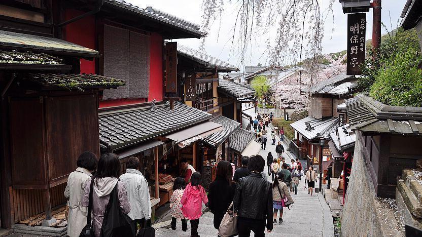Kyoto Travel Higashiyama District