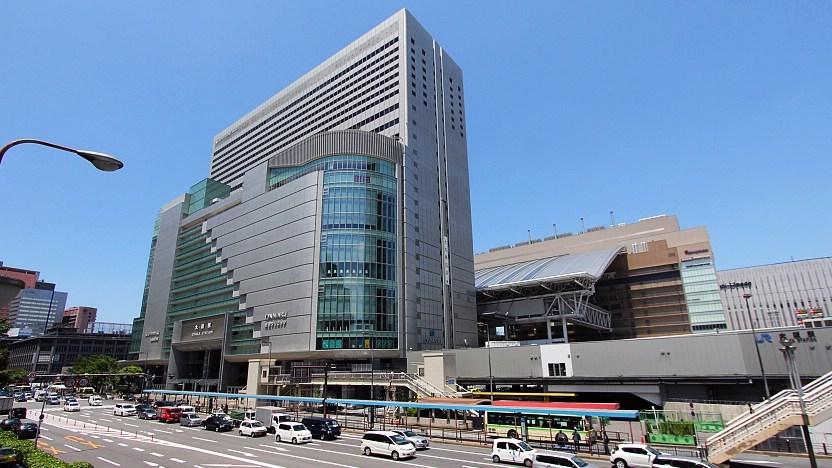 Osaka Travel Osaka Station City