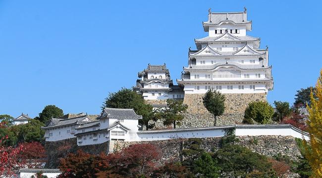 Image result for Himeji Castle in Himeji, Japan
