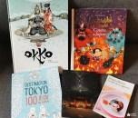 10 livres sur le Japon à mettre sous son sapin de Noël