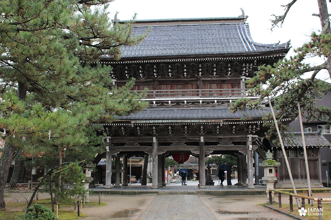 temple bouddhiste chion-in kyoto
