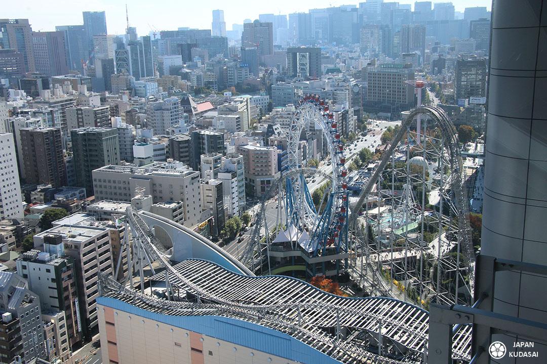 LaQua Tokyo Dome
