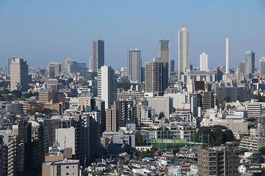 Bunkyo civic center Tokyo (5)