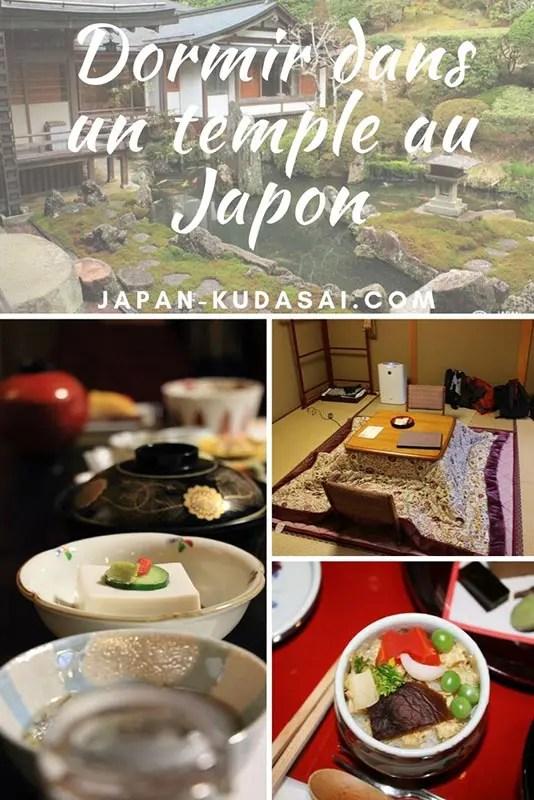 Dormir une nuit dans un temple au Japon à Koyasan - Blog voyage Japan kudasai