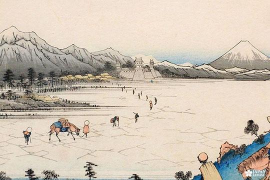 Exposition estampes sur la route du kisokaido musée cernuschi (15)