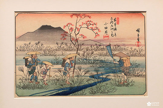 Exposition estampes sur la route du kisokaido musée cernuschi (8)