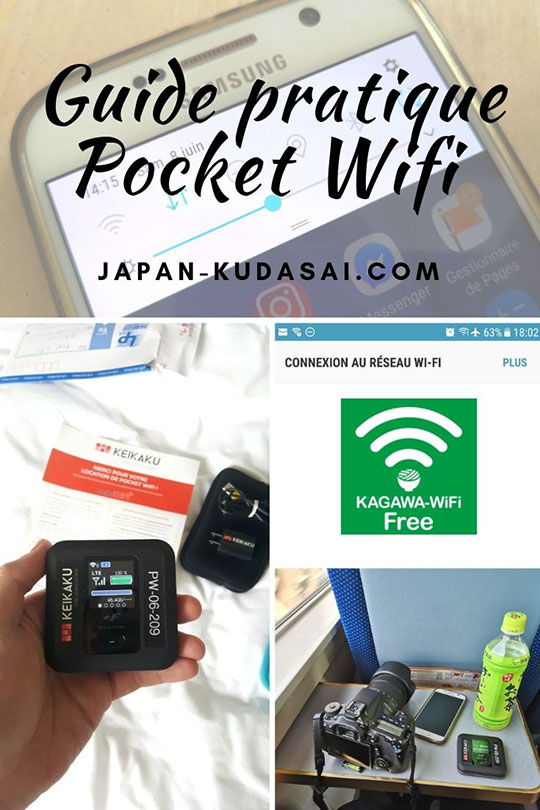 Guide pratique - pourquoi louer un pocket WiFi en voyage au Japon
