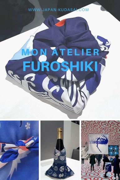 Japon - le furoshiki ou comment emballer ses cadeaux avec du tissu