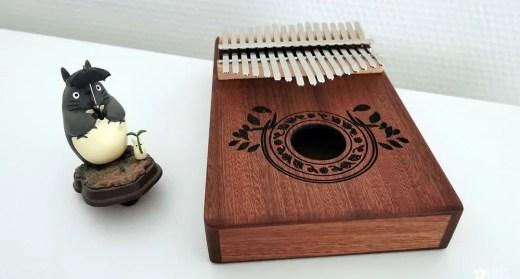 Kalimba ghibli studio laputa totoro