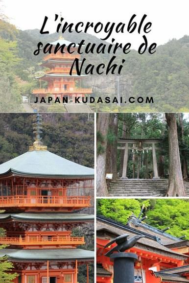 Kumano sanzan - découvrir Nachisan, la pagode la plus belle du Japon