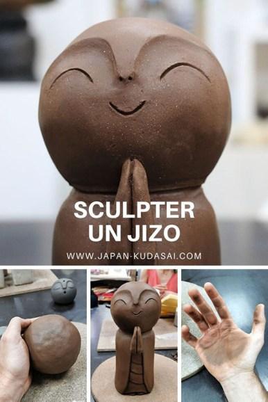 La terre dans les étoiles - atlier de sculpture de Jizô à Dijon - poterie