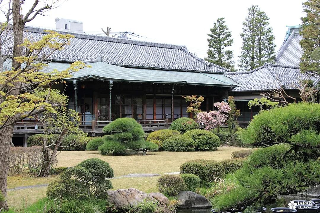 jardin japonais Suikeien temple shibamata