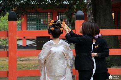 mariée shinto