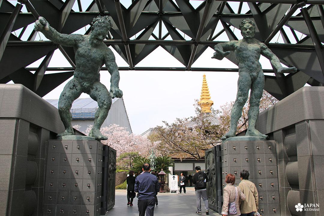 Temple Isshin-ji Osaka