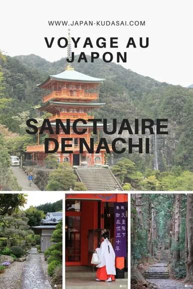 Visiter le sanctuaire de Nachi à Wakayama - un site naturel et spirituel incroyable à voir au Japon