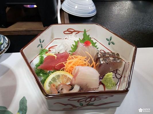 sashimi ise