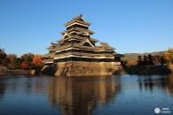 Matsumoto, le plus beau château japonais