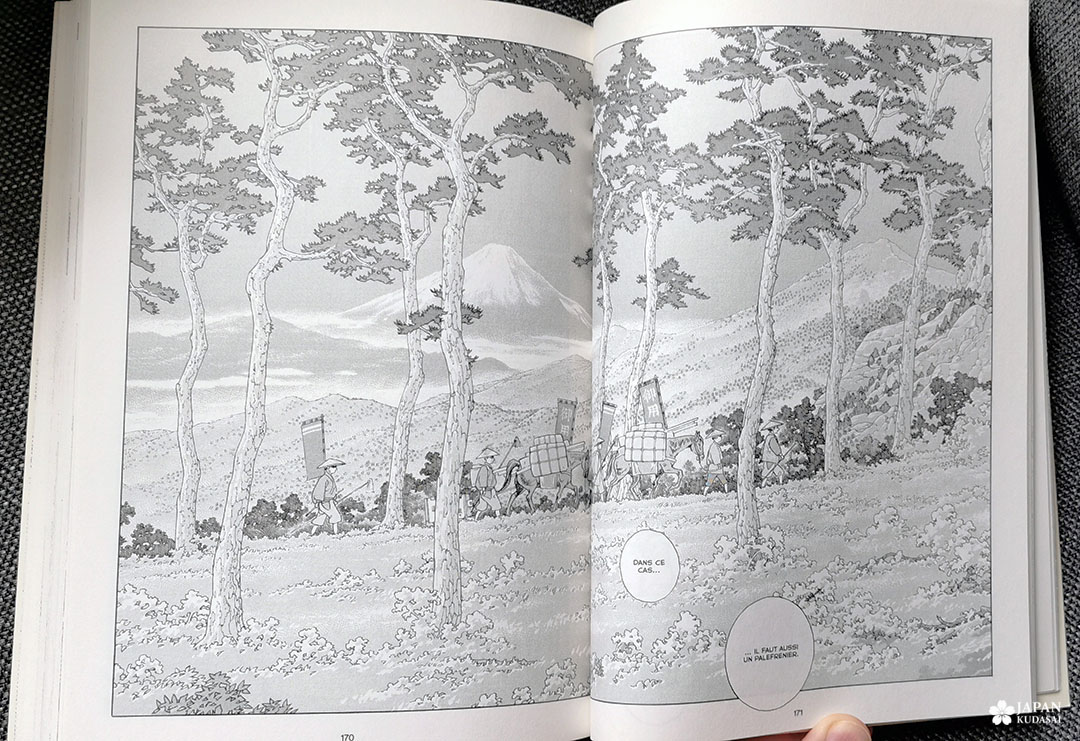 Furari, au gré du vent - Jiro TANIGUCHI - éditions Casternam