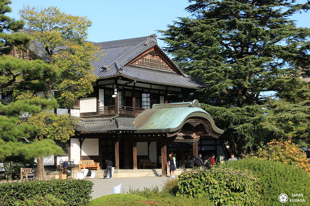 Jardin de Takamatsu, l'un des plus célèbres parc végétal du Japon