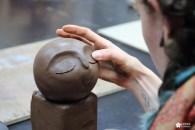 Le jour où j'ai sculpté un Jizô
