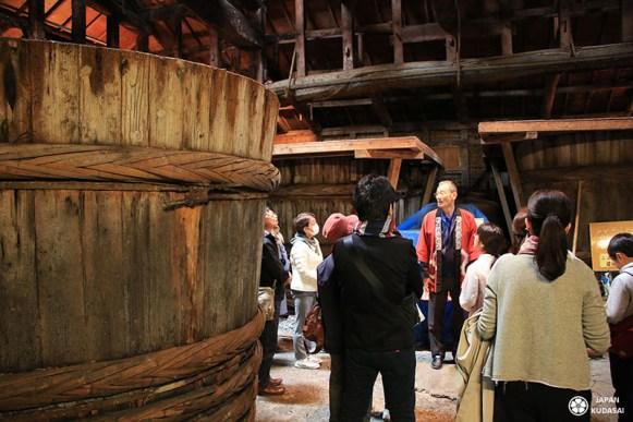 visite guidée kawagoe