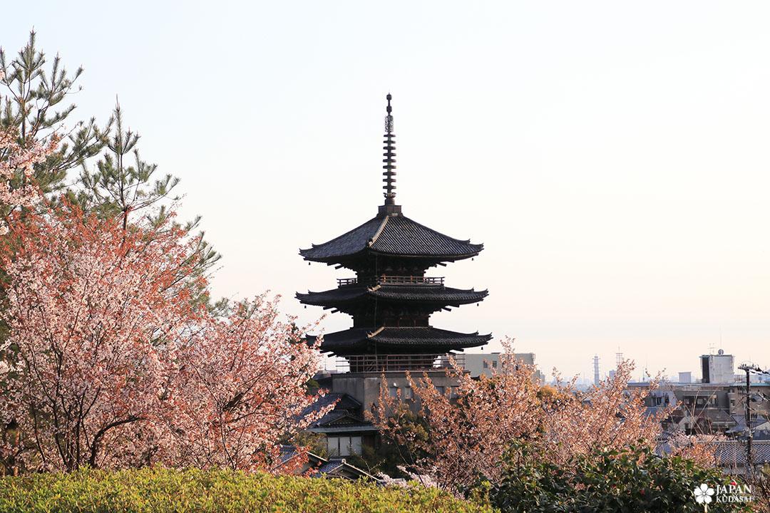 pagode kyoto