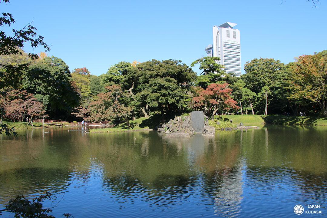 Promenade au Koishikawa koraku-en