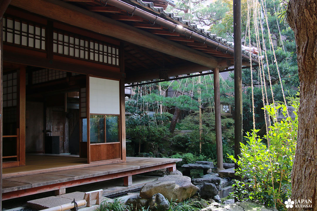 maison nomura quartier nagamachi samourai kanazawa