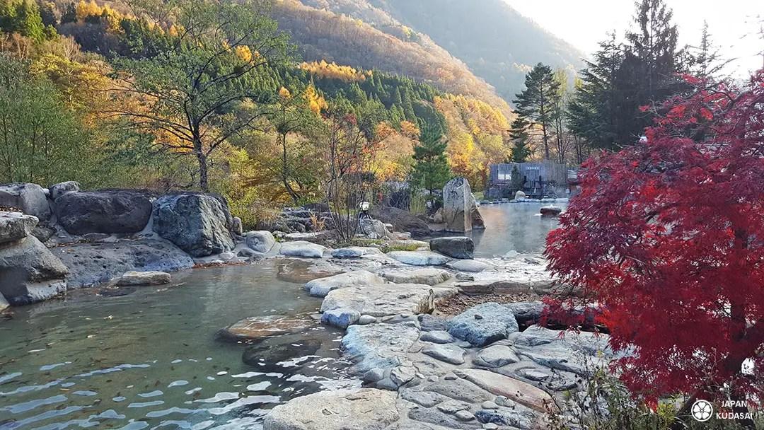 ryokan Suimeikan Karukaya Sanso hirayu onsen gifu prefecture
