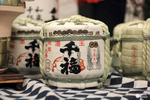 baril saké hiroshima kure miyake sempuku