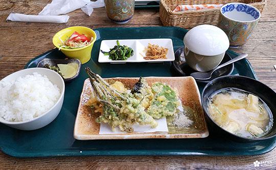 kiri no sato takahara menu