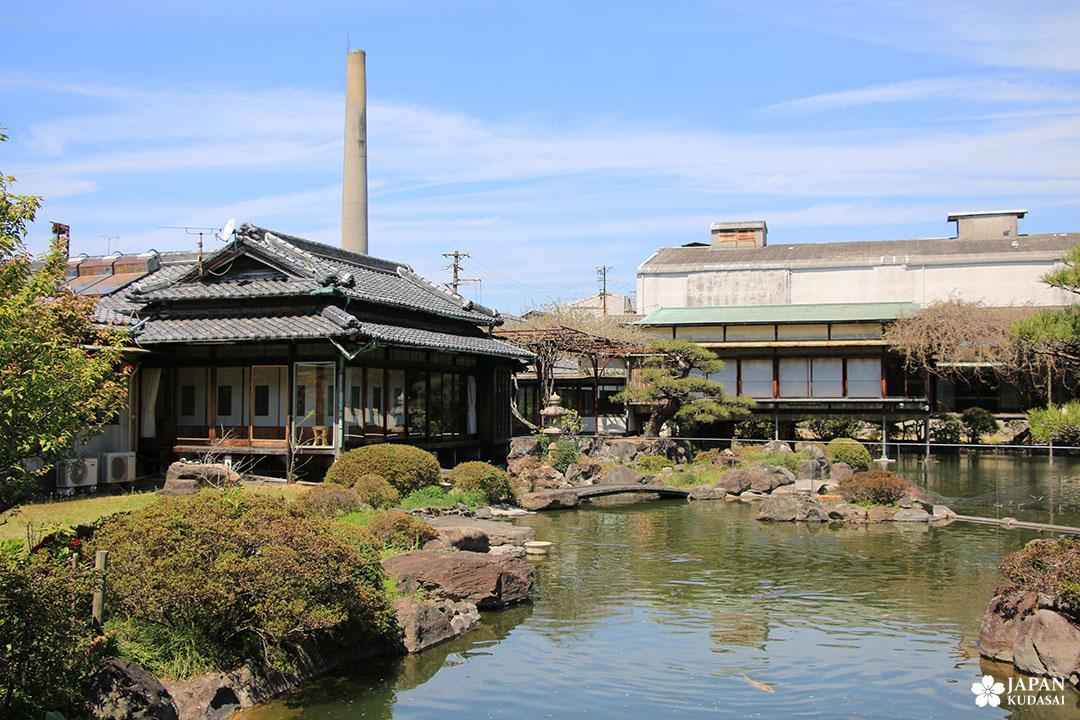 brasserie nakano bc à Kainan, spécialisée dans la production d'umeshu au Japon