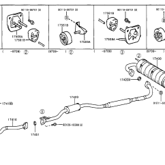 2004 Toyota Camry Exhaust System Diagram 7 Pin Relay Rav Images Auto