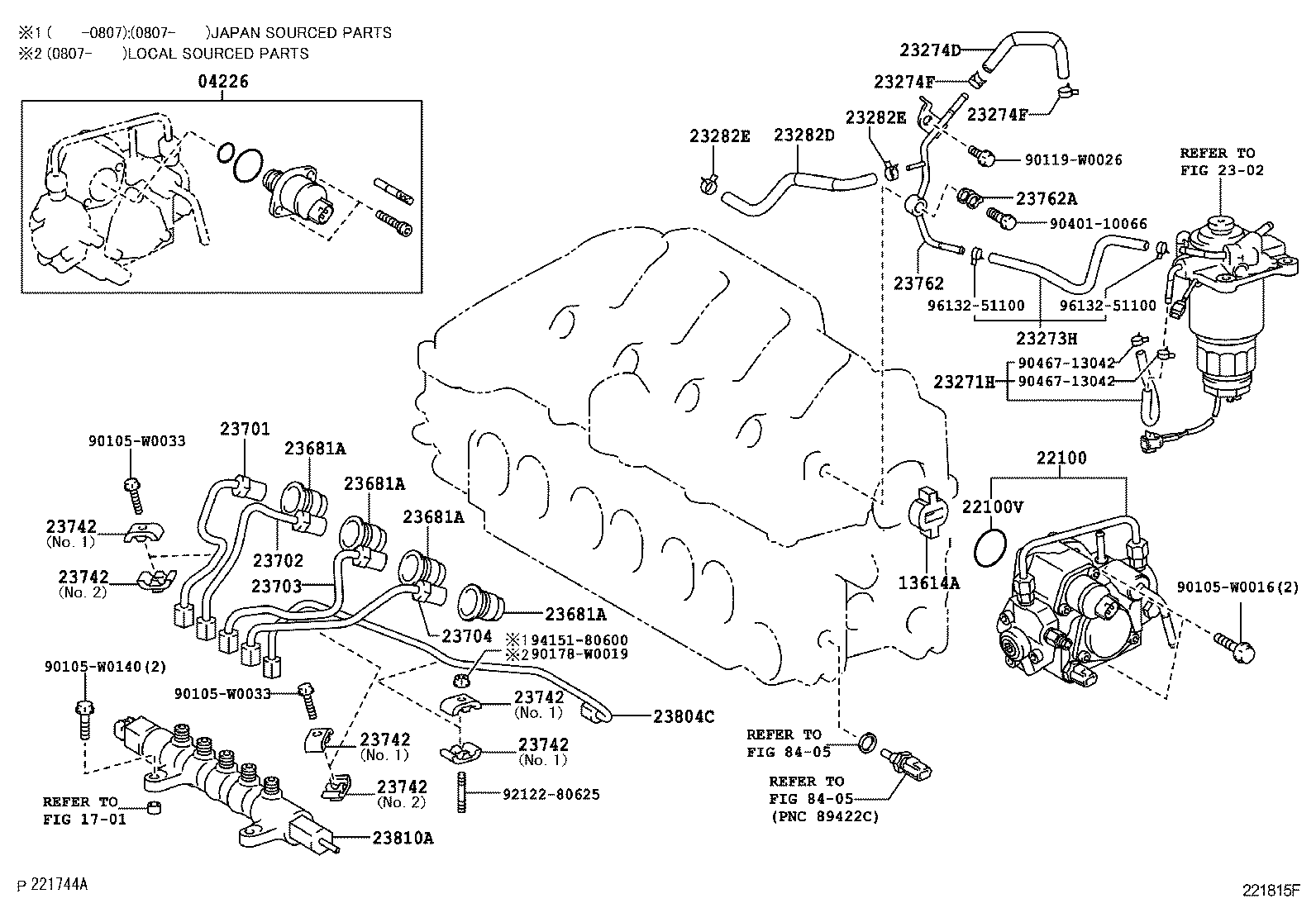 [DIAGRAM] Toyota Corolla Verso Engine Diagram FULL Version