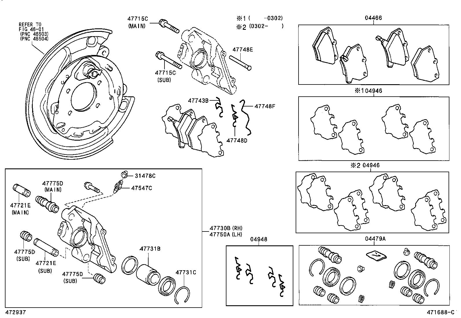 Wiring Diagram Database: 2008 Toyota Prius Parts Diagram